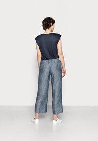 Opus - MARITTA - Trousers - mystic blue - 2