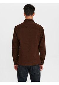 Gabba - TOPPER - Shirt - bronze brown - 2