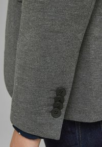 Jack & Jones Junior - JJEPHIL - Blazer jacket - grey melange - 4