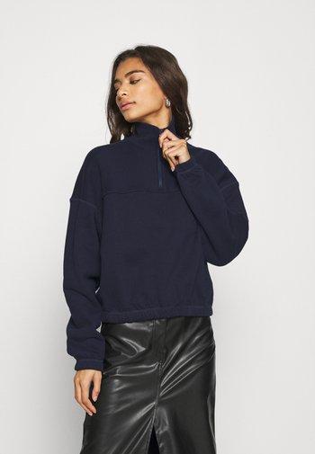 LOU  - Sweater - navy