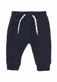 MINOTI - 3 SET - Zip-up sweatshirt - dark blue light blue grey - 3
