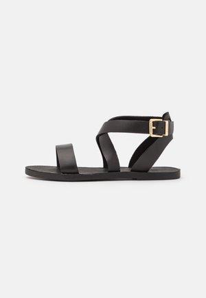 LEELS - Sandaler - black