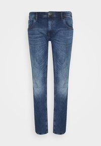 Blend - BLIZZARD FIT - Slim fit jeans - denim dark blue - 0