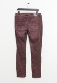 Street One - Slim fit jeans - red - 1