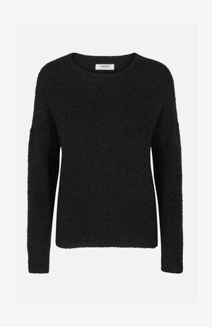 FEMME O - Sweatshirt - black