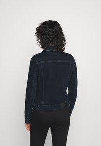 Tommy Jeans - VIVIANNE - Denim jacket - denim dark - 2