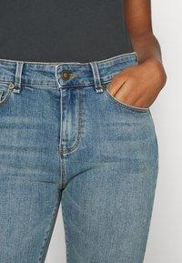Ivy Copenhagen - ALEXA ANKLE WASH RIVA - Jeans Skinny Fit - denim blue - 4