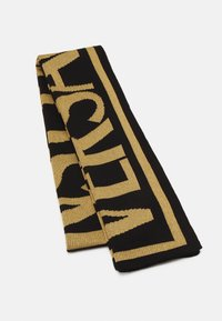 Versace Jeans Couture - UNISEX - Scarf - black/gold-coloured - 2