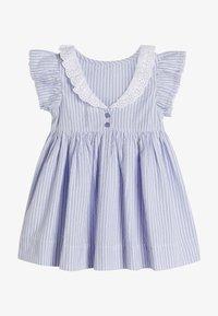 Next - Day dress - light blue - 0