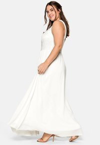 Sheego - Occasion wear - off-white - 1