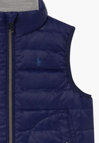 Polo Ralph Lauren - VEST OUTERWEAR - Waistcoat - french navy/grey - 4
