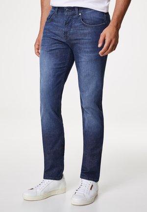 JOHN - Slim fit jeans - dunkelblau