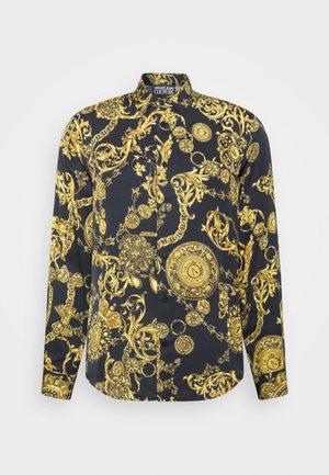 PRINT REGALIA BAROQUE - Shirt - nero/oro