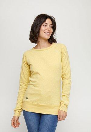 MOON - Sweater - vanilla/printed