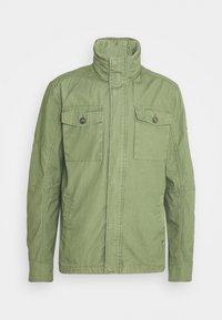 Summer jacket - dusty army