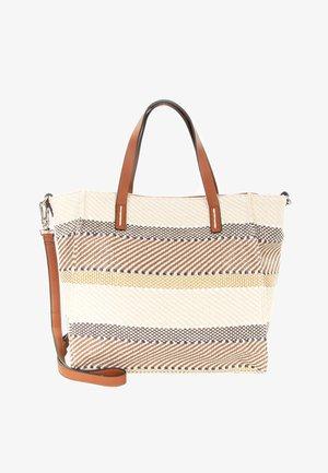 Shopping bag - sand