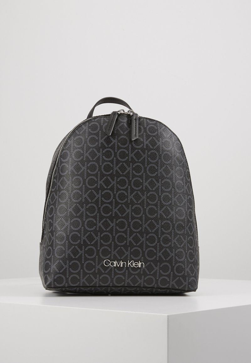 Calvin Klein - MONO BACKPACK  - Sac à dos - black
