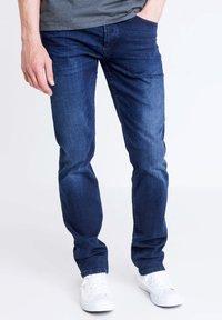 BONOBO Jeans - Straight leg jeans - denim stone - 0