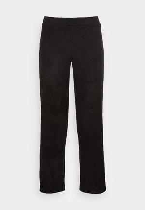 VMKAMMIE STRAIGHT PANT - Trousers - black