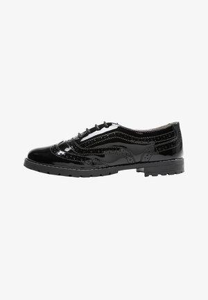 Zapatos de vestir - black