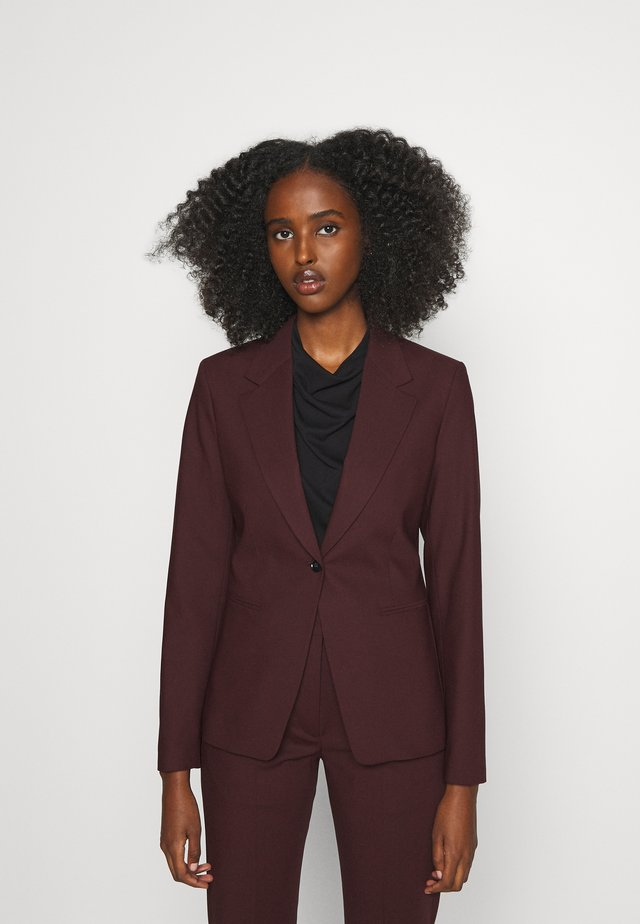MIRJA - Blazer - dark red