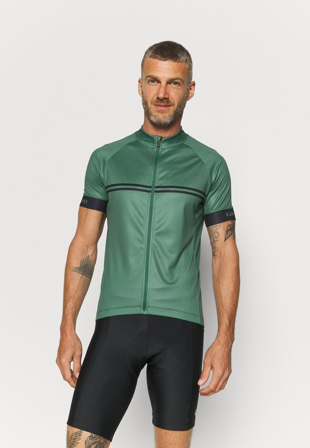 GIRO CHRONO SPORT - Print T-shirt - green