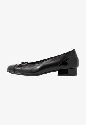 Klassischer  Ballerina - schwarz