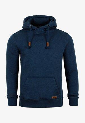 RIVJULIAN - Hoodie - insignia blue melange