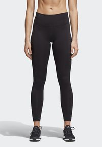 adidas Performance - BELIEVE THIS SOLID  - Collant - black - 0