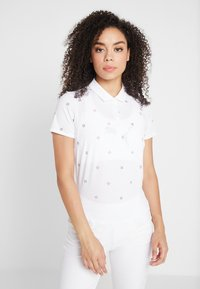 Puma Golf - DITSY - Poloshirts - bright white - 0