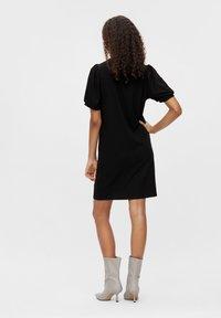 Object - OBJJAMIE DRESS - Korte jurk - black - 2