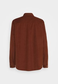 Marc O'Polo - Button-down blouse - chestnut brown - 1