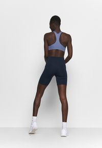 Nike Performance - ONE SHORT - Trikoot - obsidian/white - 2