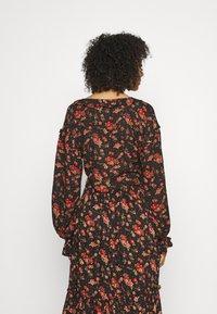 Free People - SECRET GARDEN SET - Maxi skirt - black - 4