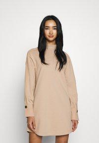 River Island - Day dress - beige - 0