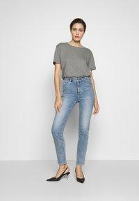Neuw - MARILYN - Straight leg jeans - preloved blue - 1