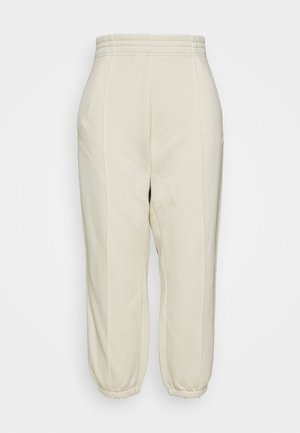 Tracksuit bottoms - coconut milk
