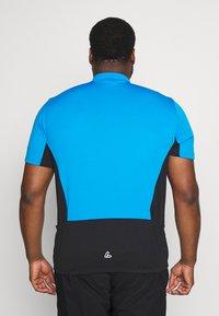 LÖFFLER - BIKE SHIRT ROCKY - T-Shirt print - brillant blue - 2