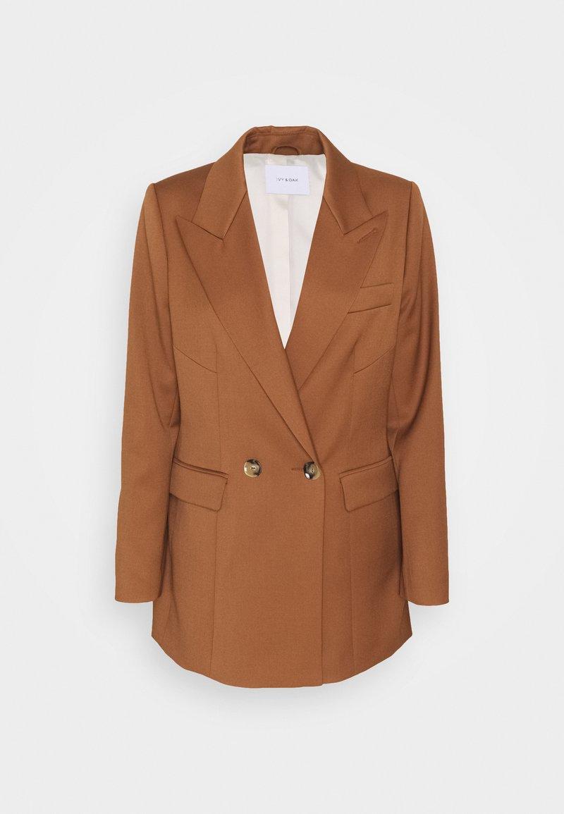 IVY & OAK - Short coat - gingerbread