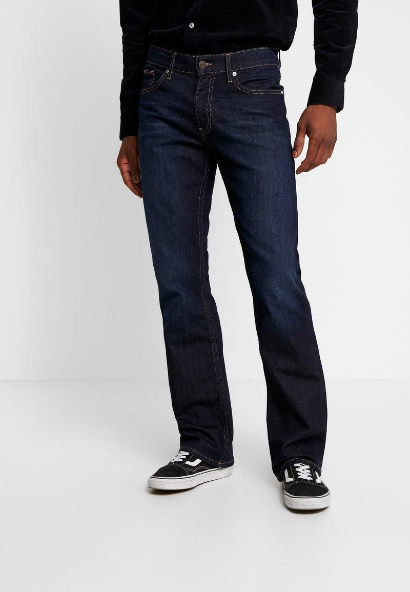 Tommy Jeans - RYAN  - Bootcut jeans - lake raw stretch