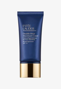 Estée Lauder - DOUBLE WEAR MAXIMUM COVER CAMOUFLAGE MAKEUP FOR FACE AND BODY SPF15 30ML - Foundation - 3W1 tawny - 0