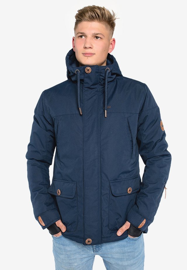 FINN - Winter jacket - marine