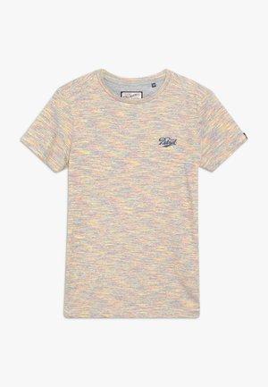 T-shirts med print - lemon