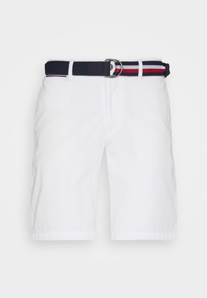 BROOKLYN LIGHT BELT - Szorty - white