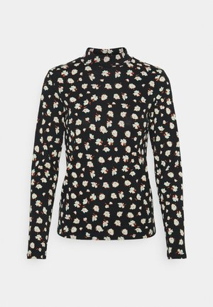 CORE OCS TEE - Stickad tröja - black