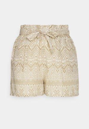 ONLNICOL LIFE PAPERBAG - Shorts - elmwood