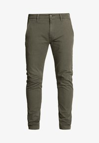 Levi's® - XX CHINO SLIM FIT II - Chinos - bunker olive shady - 3
