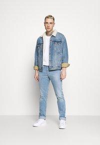Diesel - YENNOX - Slim fit jeans - light blue - 1