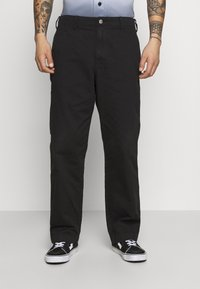 Obey Clothing - MARSHALL PANT - Chinot - black - 3