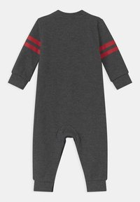 Levi's® - COLLEGIATE COVERALL UNISEX - Overall / Jumpsuit - charcoal heather - 1